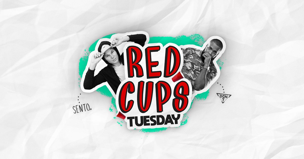 Red Cups Tuesday